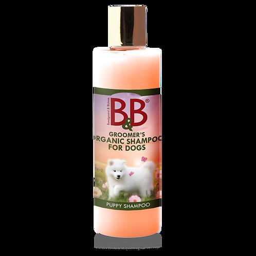 B&B PUPPY Økologisk Hundeshampoo