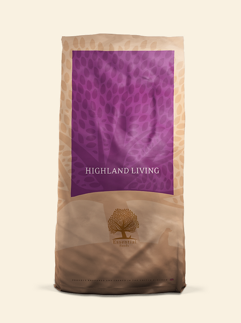 Essential foods Highland Living