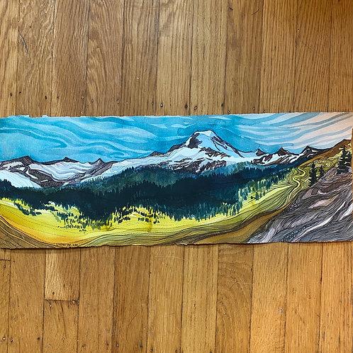 Mt. Baker Slyline Divide Trail