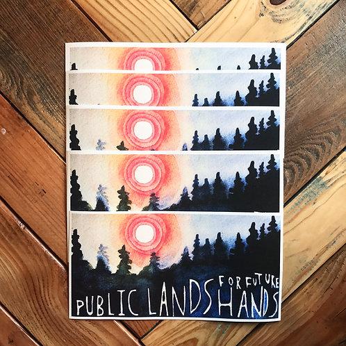 Public Lands Print