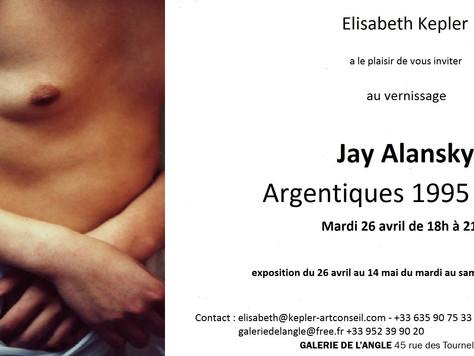 JAY ALANSKY Argentiques 1995 -2002