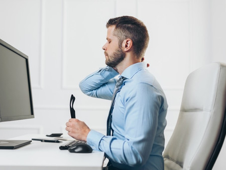 The Dangers of Too Much Sitting