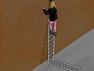 L for ladder