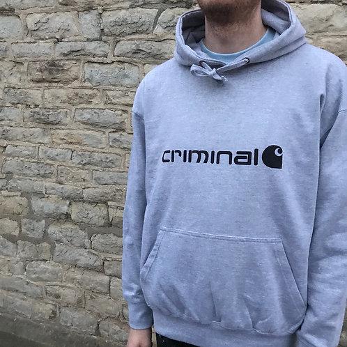 CRIMINAL HOODY