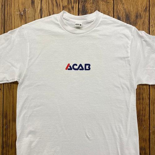 'ACAB' - small logo tee