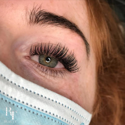 SPIKED RUSSIAN LASHES - £52