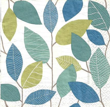 Retro leaves Referencia 1090