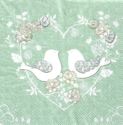Turtle Doves green