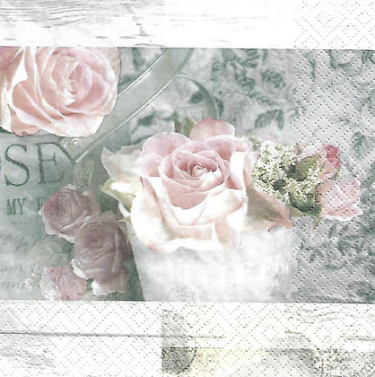 Belle Rose de Paris  Vintage rosé Código 1040