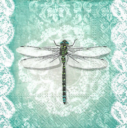 Romantic Dragonfly