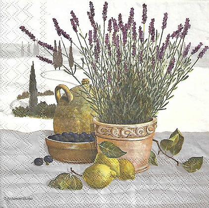 Tuscany Still Life Referencia 7018