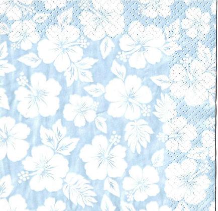 Hibisco blue Referencia 1054