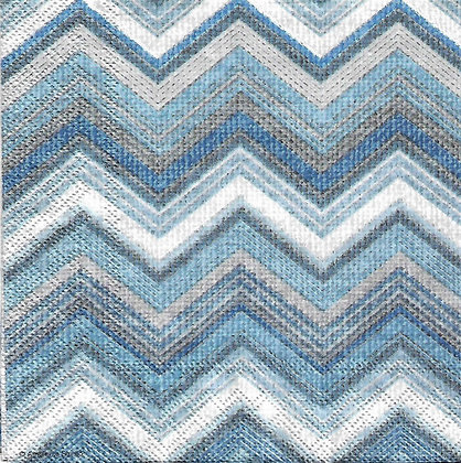 Texture Chevron blue