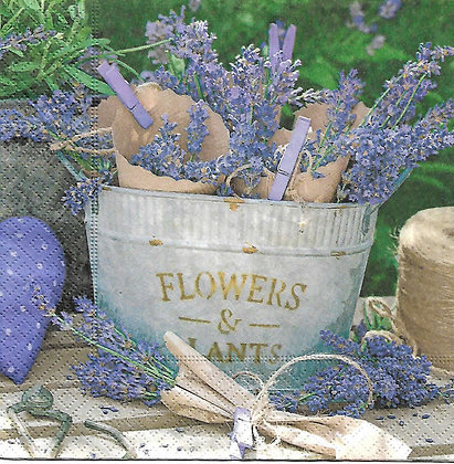 Lavender decoration Código 1030