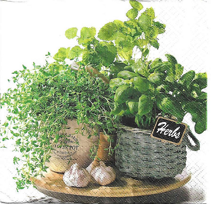 Flavors of Herb Código 1057