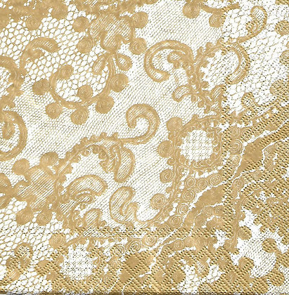 Lace gold