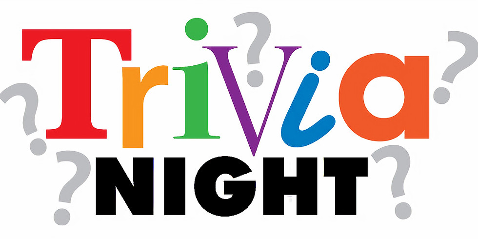 Trivia Night -CANCELLED FOR 2021