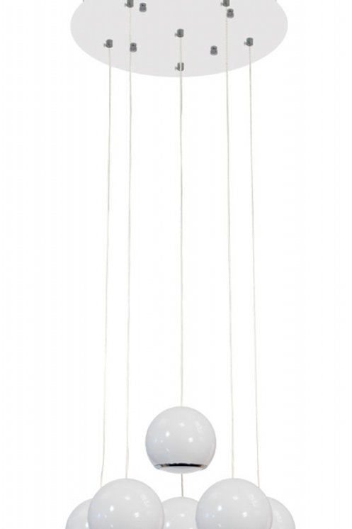 Ball Group LED rippvalgusti