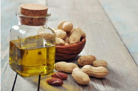 Peanut Oil in the Fite Stain