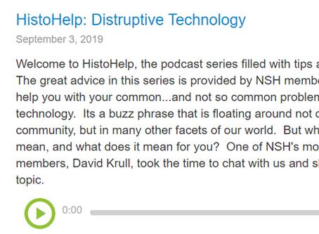 Disruptive Technology Part 2- Multiplexing and Digital Pathology