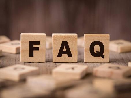 Control Tissue FAQs