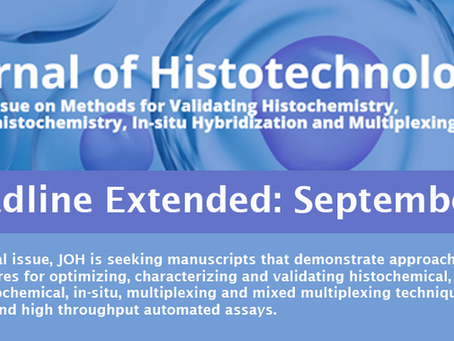 JOH Special Issue Submission Deadline Extended