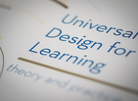 Implementing Universal Design for Learning (UDL) in the Histology Curriculum