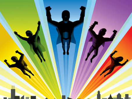 Creating Your Superhero Team (Part One)