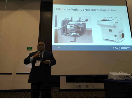 Mexico Hosted the First Latin America Symposium of Histotechnology