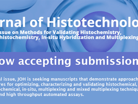 Special JOH Issue: Call for Manuscripts