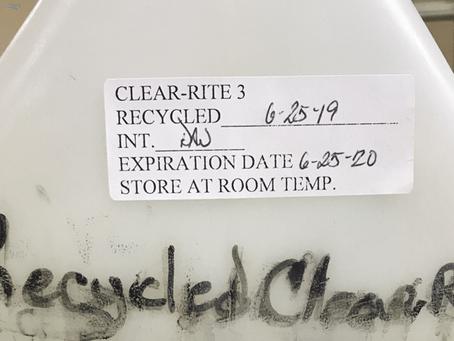 Reagent Expiration Dates