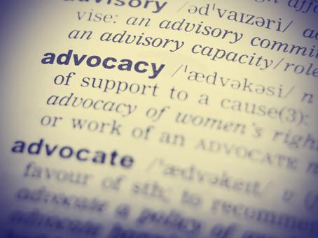 We are all Advocates