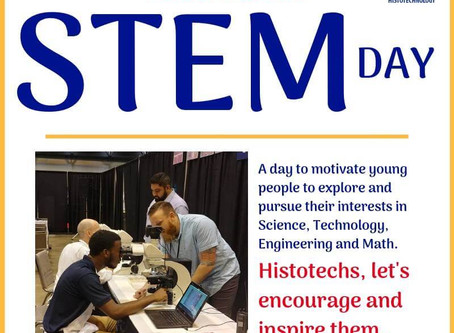 STEM Day: Promoting Histology