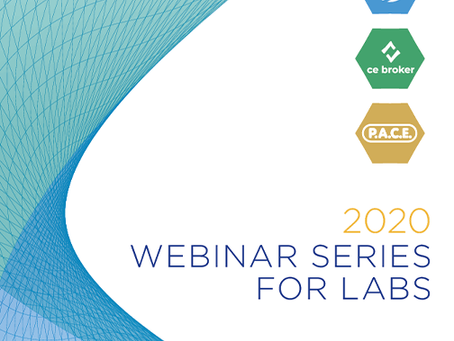 Introducing the Laboratory Webinar Program 2020