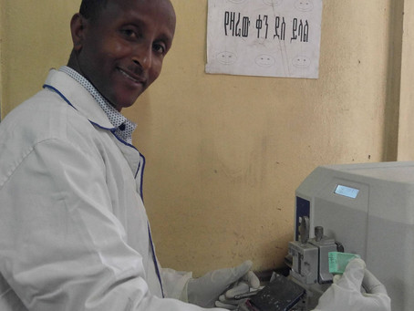 Africa Histology Laboratories: Beyond Scarcity