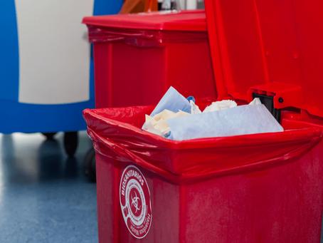 Histology Trash Cans