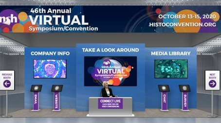 Virtual Exhibit Hall: What is It and How to Make the Most of It!
