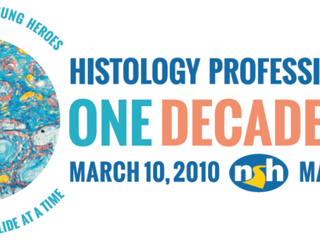 Happy Histotechnology Professionals Day!