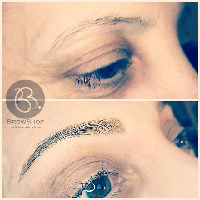 Lift that arch 👌💕 #microblading #micro