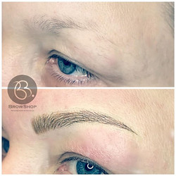 Brows could be the best or worst accesso