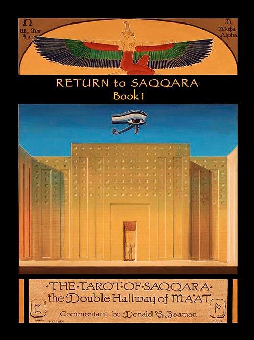 """Return To Saqqara"" PDF Book"