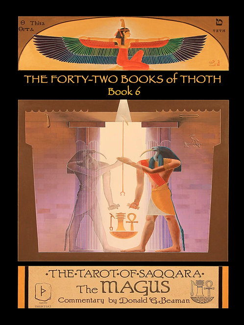 """""""The Forty-Two Books of Thoth"""" PDF Book"""