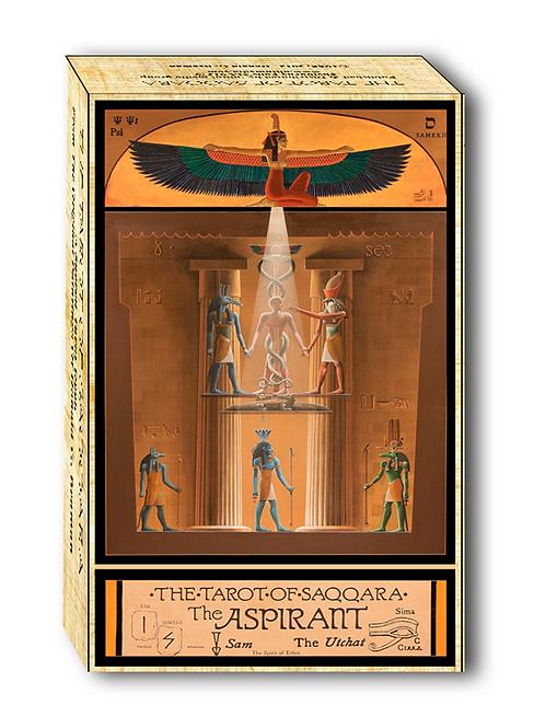 Tarot of Saqqara 82-card deck