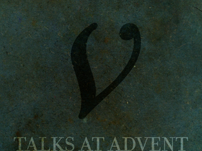 Talks At Advent: About The Liturgy