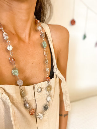 Hippie Gypsy necklace