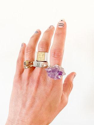 טבעת אמטיסט