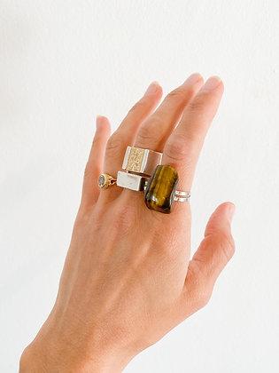 טבעת Tiger Eey