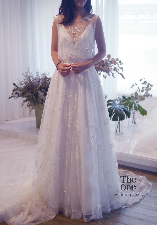 #細緻小花蕾絲 #施華洛世奇水鑽 #日本珠料 #時尚離身設計