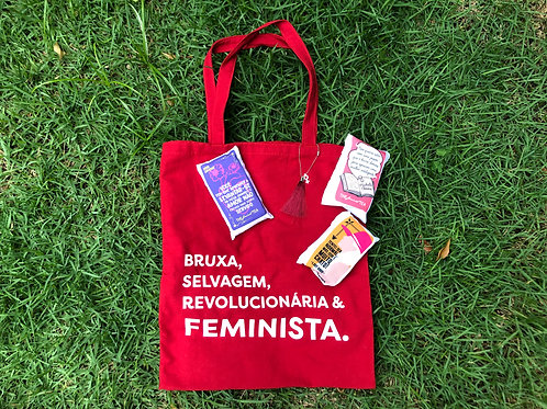 A Esperada Bruxona Bag (Kit)