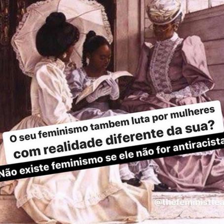 PRA ENTENDER IMPORTÂNCIA DO FEMINISMO NEGRO E ASDIFERENÇAS NAS LUTAS DAS MULHERES